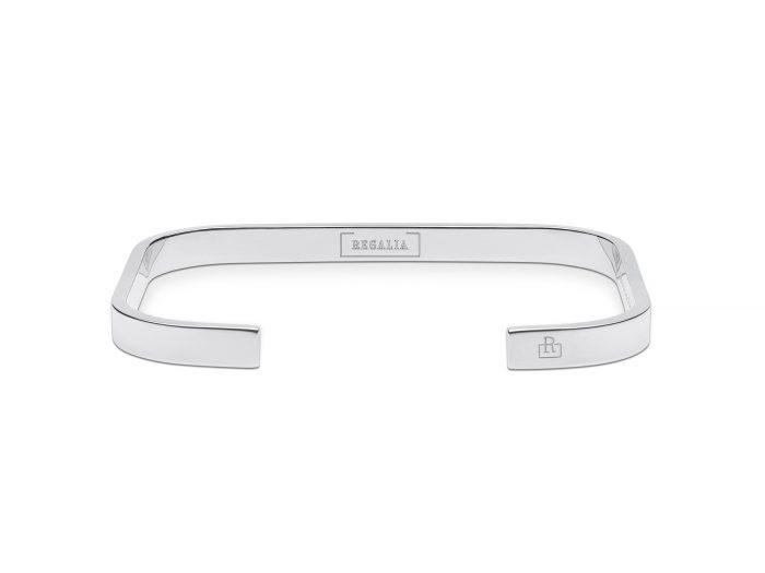 Regalia jewelry bracelet Sterling silver men women-R5P1