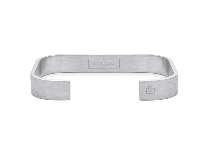 Regalia jewelry bracelet Sterling silver men women-R9B1