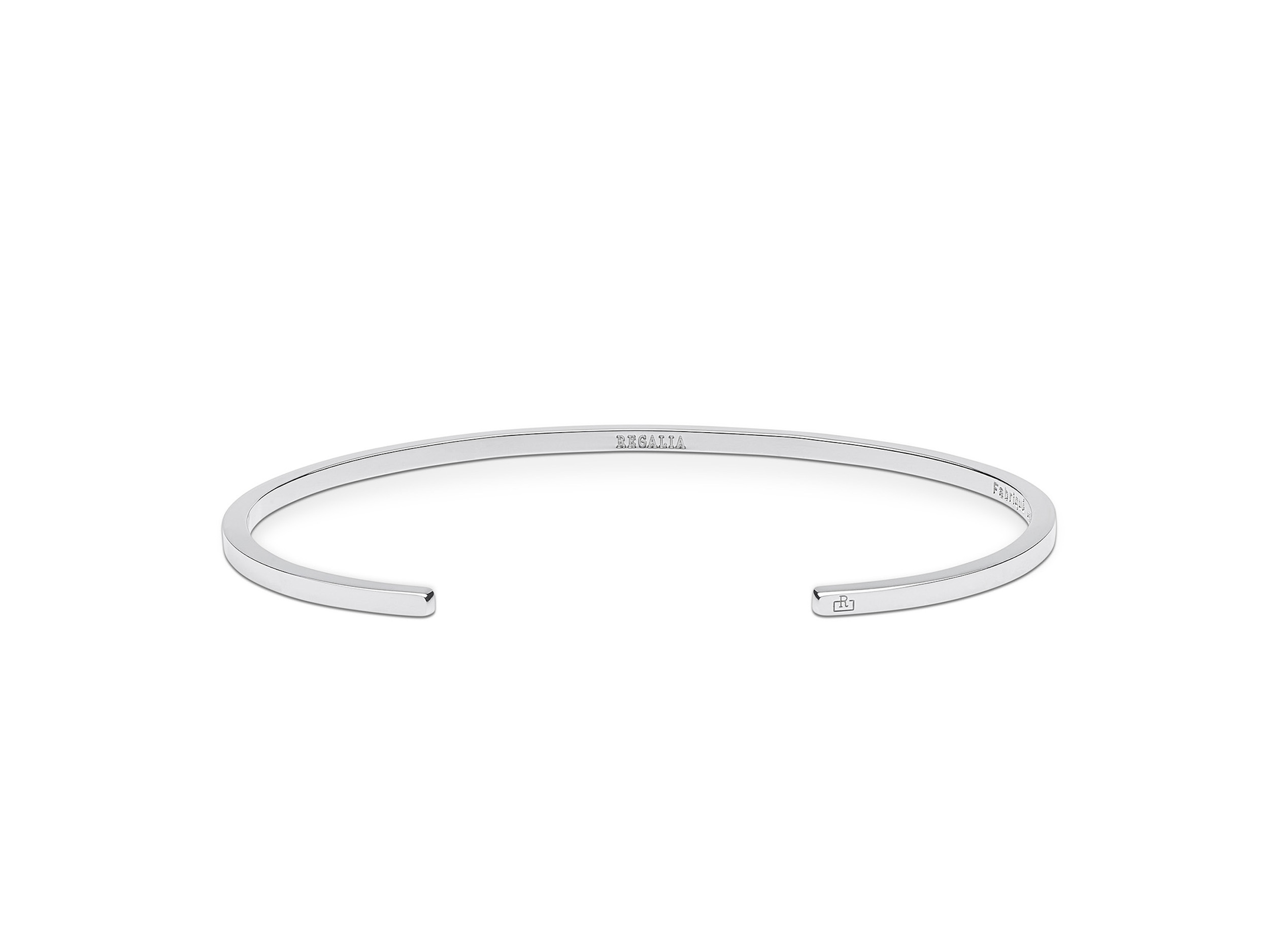 Regalia bijou bracelet argent massif homme femme-REN2P1