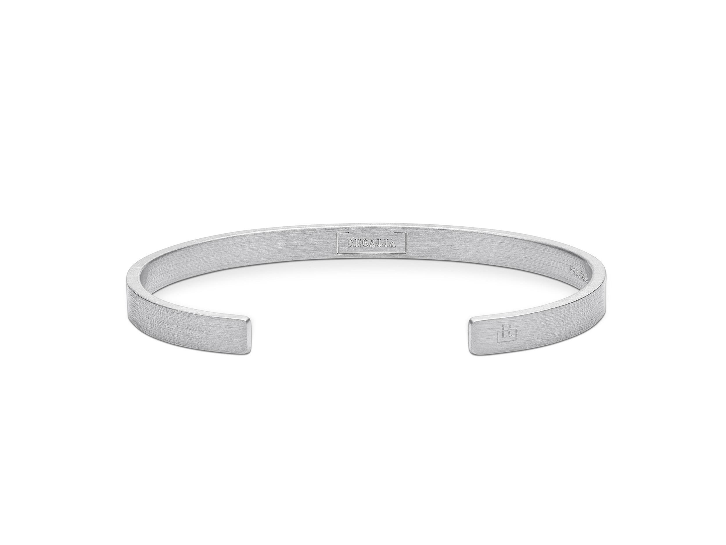 Regalia bijou bracelet argent massif homme femme-REN5B1