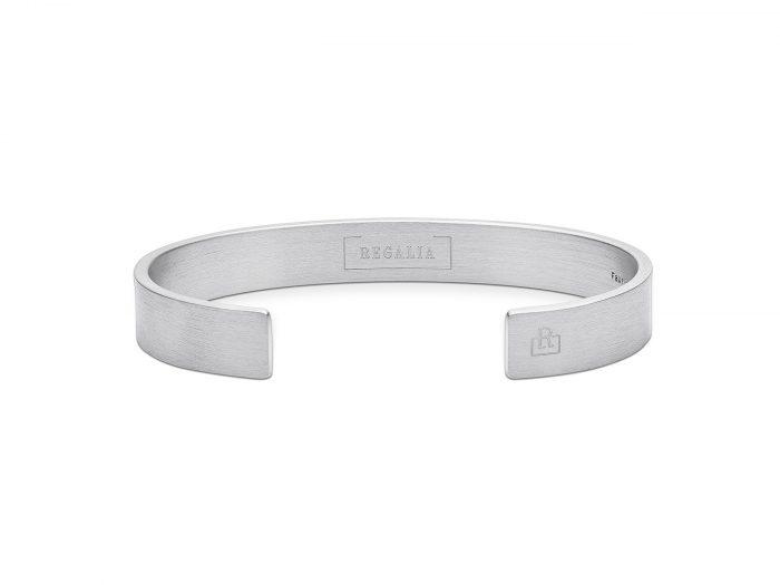 Regalia jewelry bracelet Sterling silver men women-REN9B1