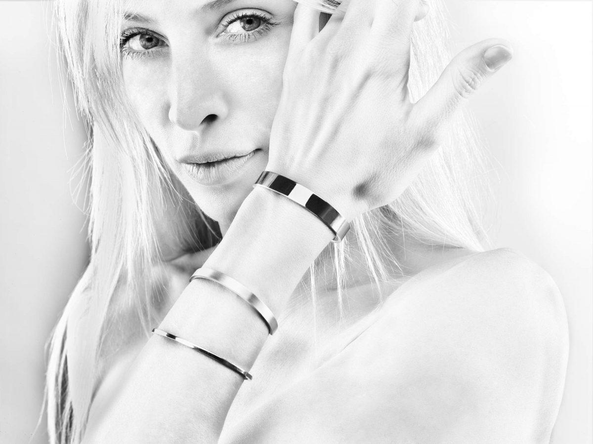 Regalia bijou bracelet argent massif homme femme